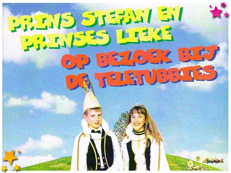 Jeugdcarnavalskrant Schaijk - 1999