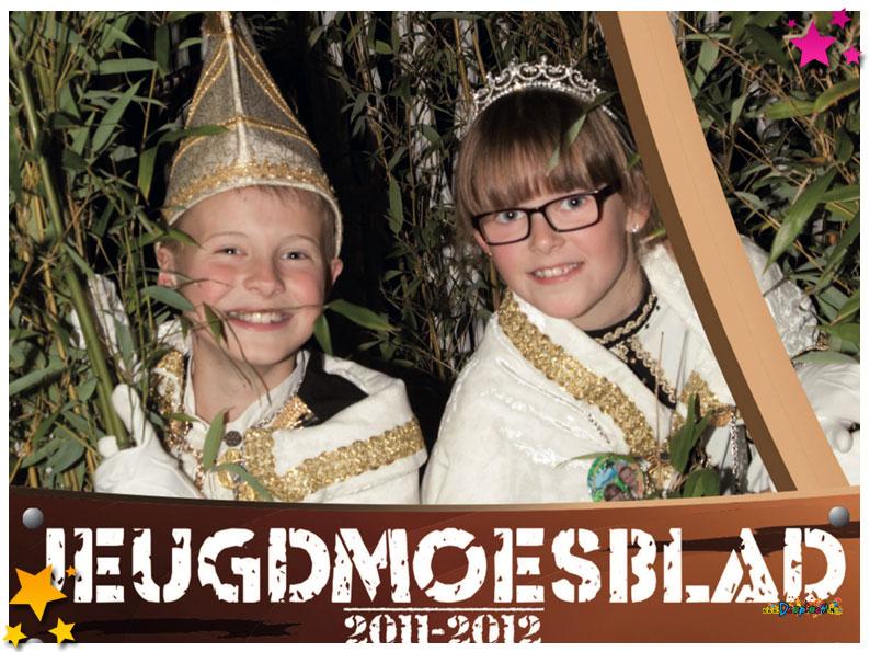 Jeugdcarnavalskrant Schaijk - 2012