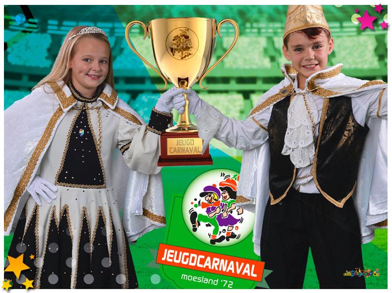 Jeugdcarnavalskrant Schaijk - 2019