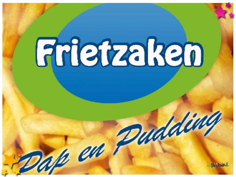 Nieuwe single Pap & Pudding - Frietzaken