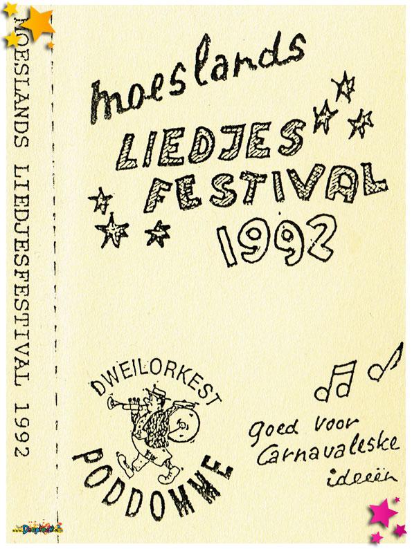 Liedjesfestival Schaijk - 1992