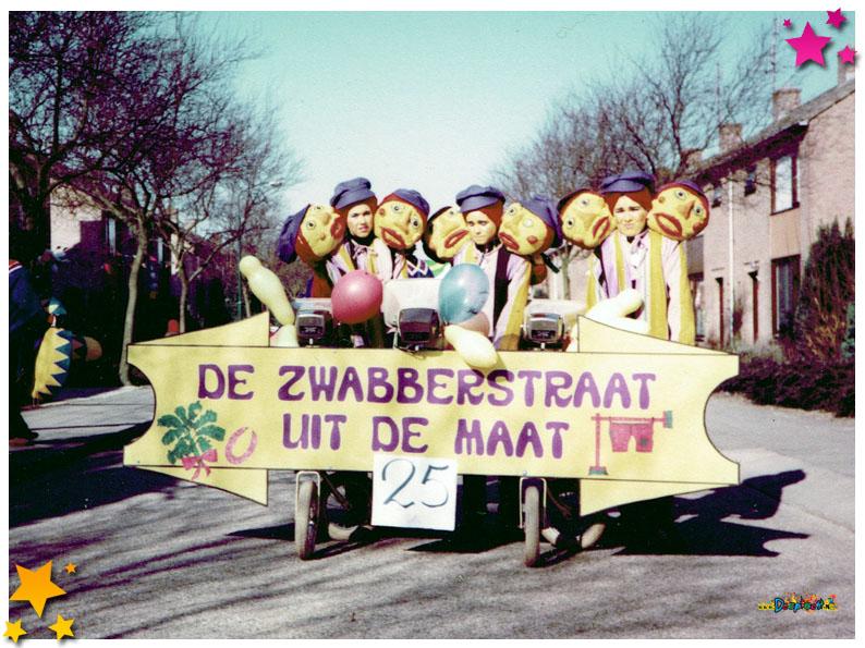 De Zwabbers - 1982