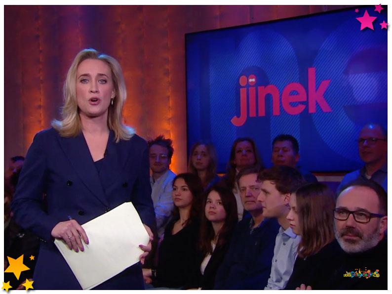 Jinek RTL4 - Afbreken van de wagens - 2020