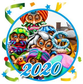 Carnavalsoptocht Schaijk - 2020