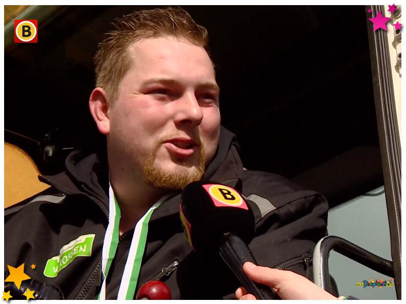 Omroep Brabant - Afbreken van de wagens - 2020