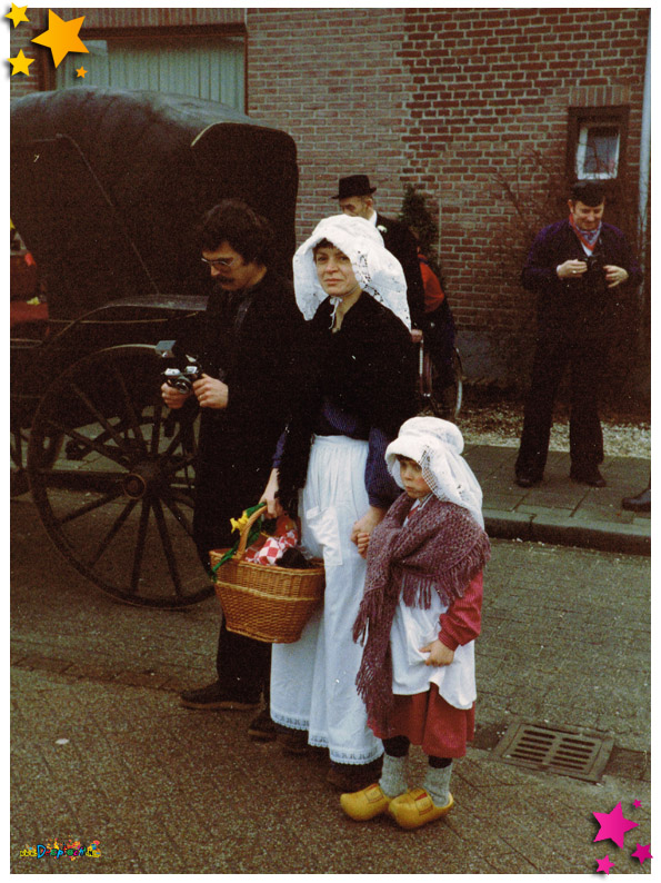 Boerenbruiloft Schaijk - 1981