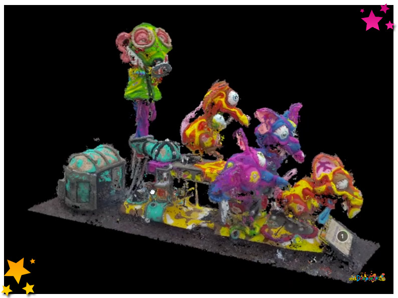 3D Model wagen Schon Gekwakt 2020
