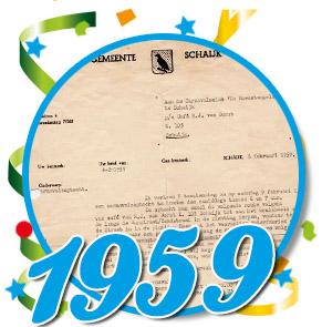 Documenten 1959