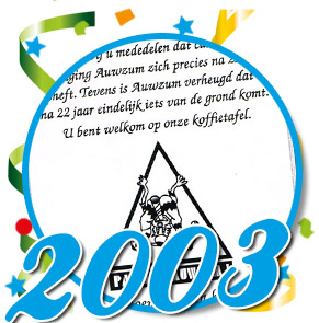 Documenten 2003