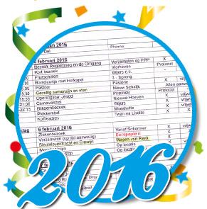 Documenten 2016
