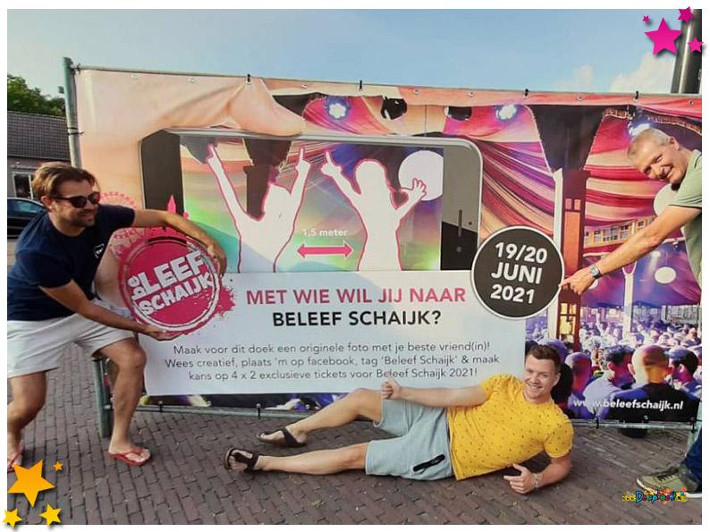 Organisatie Beleef Schaijk richt zich op 2021 en houdt leuke winactie