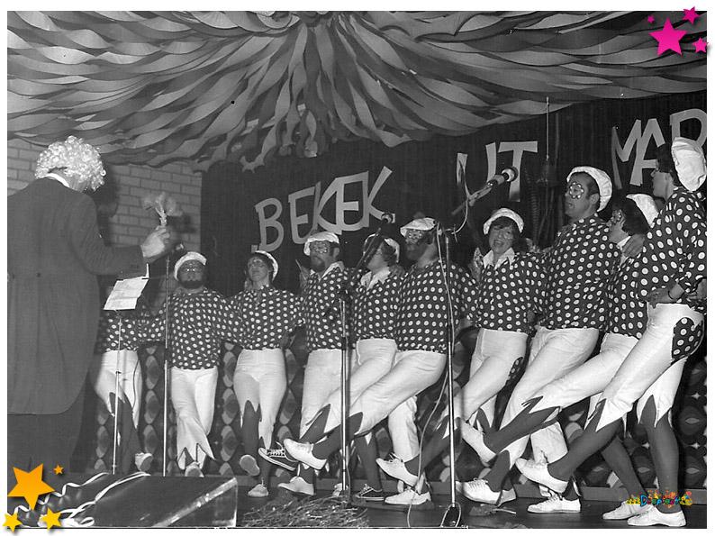 Pronkzitting Bierviltjes - 1980