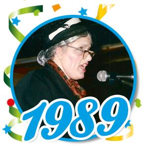 Pronkzitting Schaijk - 1989