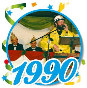 Pronkzitting Schaijk - 1990