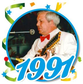 Pronkzitting Schaijk - 1991