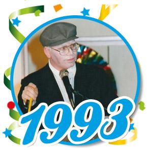 Pronkzitting Schaijk - 1993