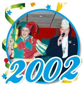Pronkzitting Schaijk - 2002