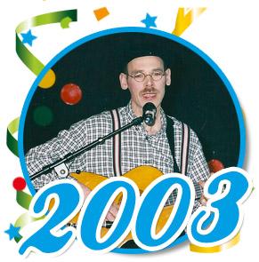 Pronkzitting Schaijk - 2003