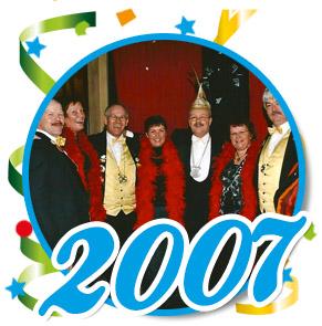Pronkzitting Schaijk - 2007