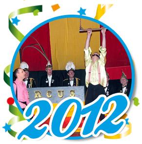 Pronkzitting Schaijk - 2012