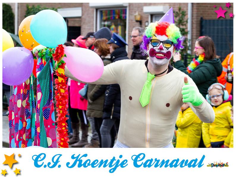 Uitgelicht C.I. Koentje Carnaval Moesland