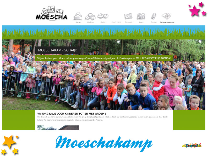 Website Moeschakamp Schaijk