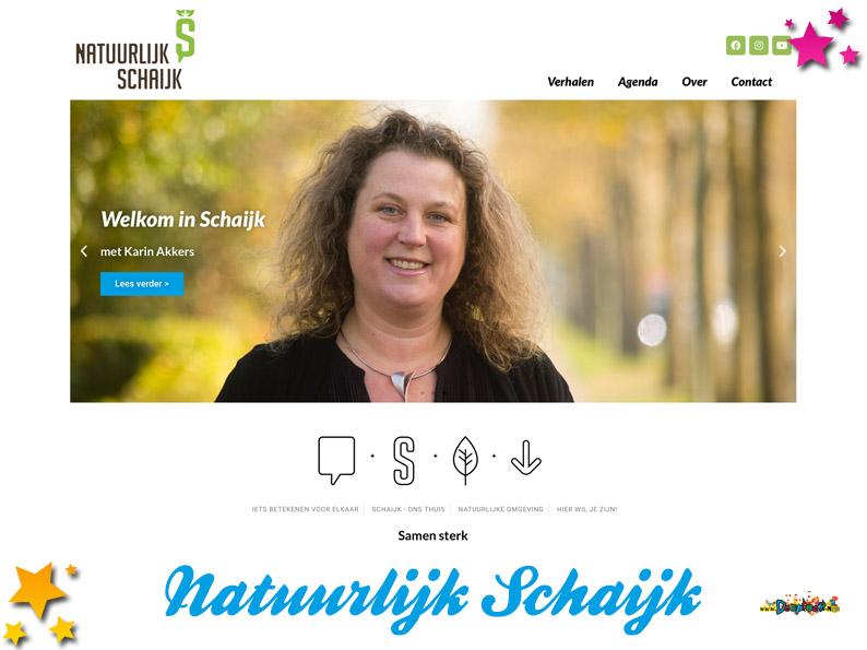 Website Natuurlijk Schaijk