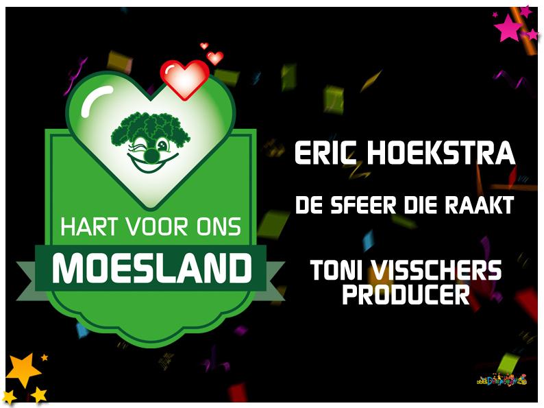 Eric Hoekstra - De Sfeer Die Raakt - 2021