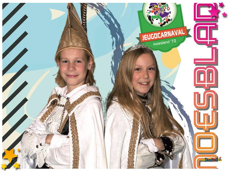 Jeugdcarnavalskrant Schaijk - 2021