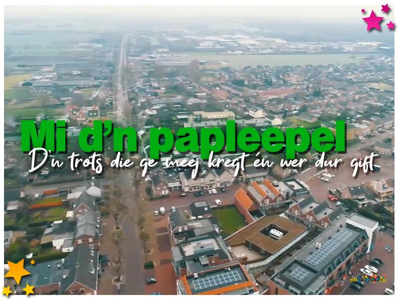Documentaire Moesland: Mi d'n papleepel