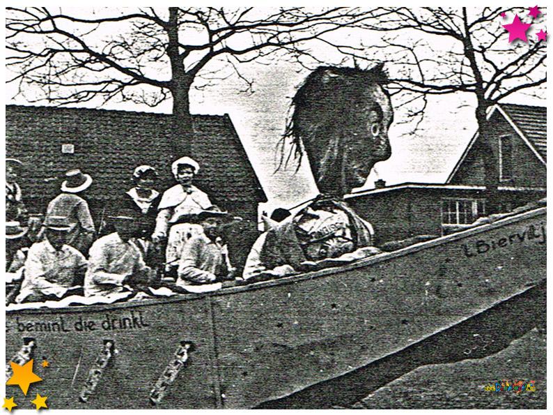 Bierviltjes - 1962