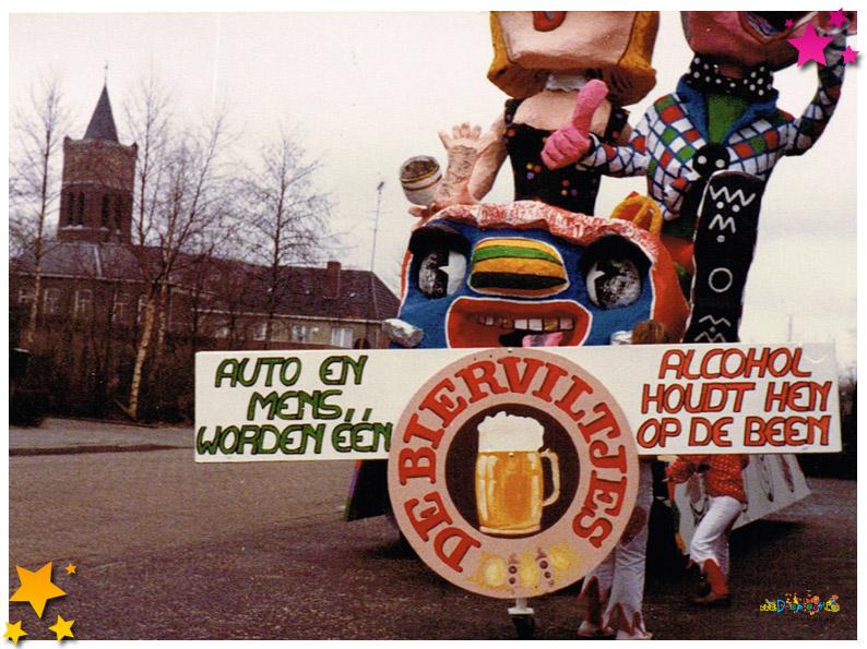 Bierviltjes - 1981