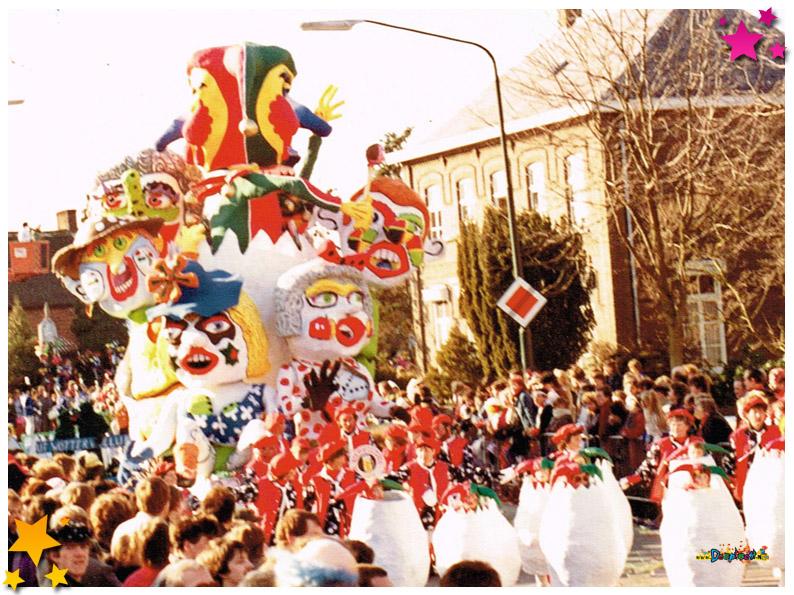Bierviltjes - 1985