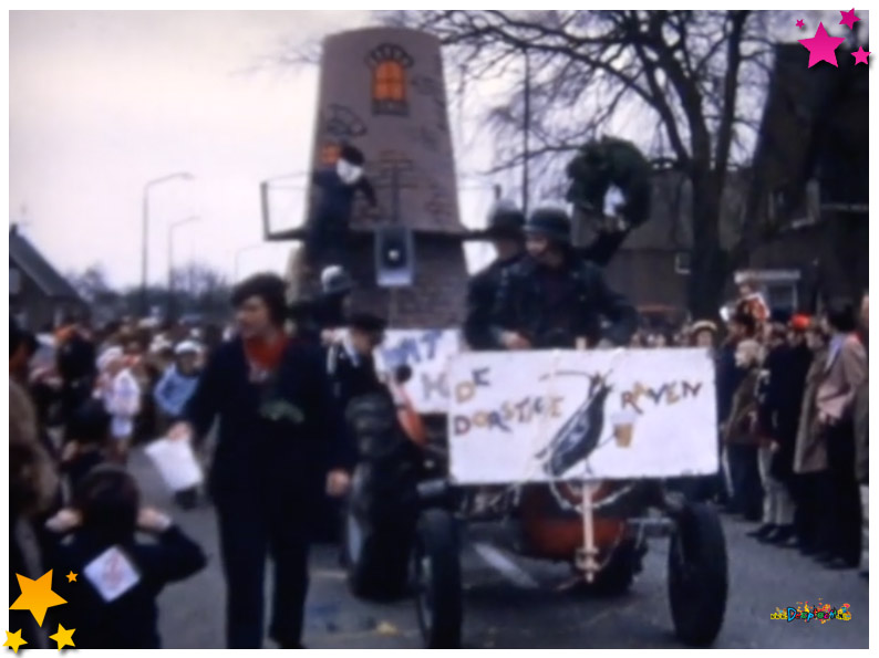 De Dorstige Raven Schaijk - 1972