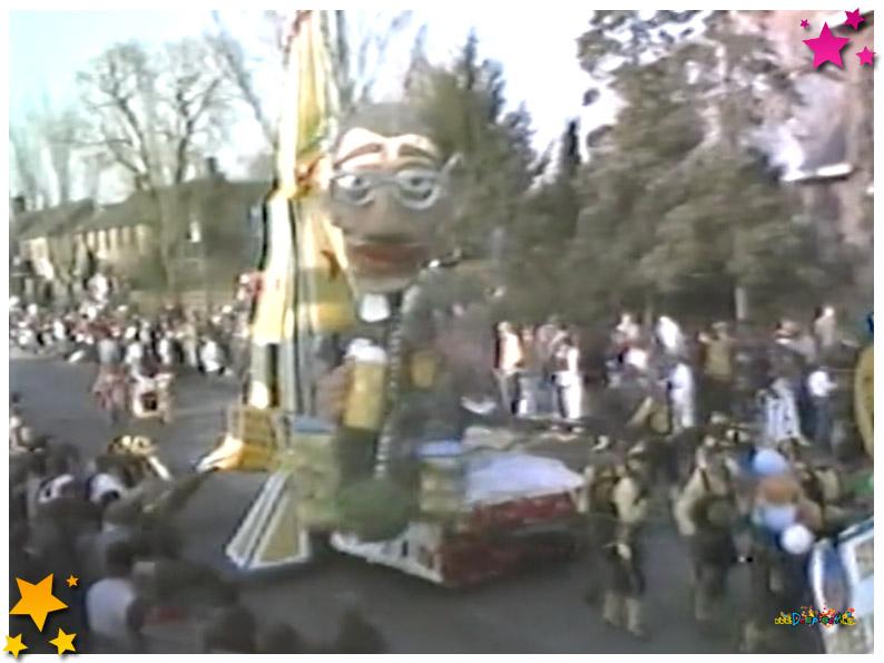 De Dorstvlegels Schaijk - 1983