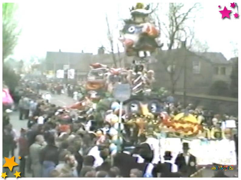 De Dorstvlegels Schaijk - 1984