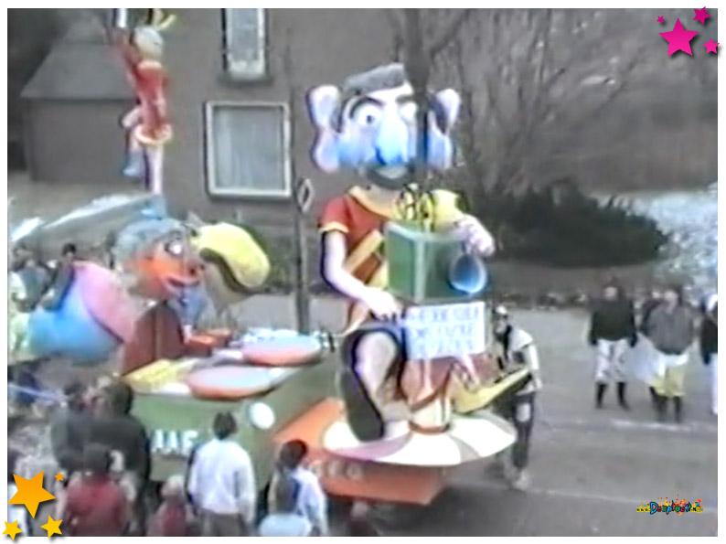 De Frotters Schaijk - 1986