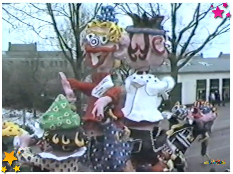 De Dorstvlegels Schaijk - 1986