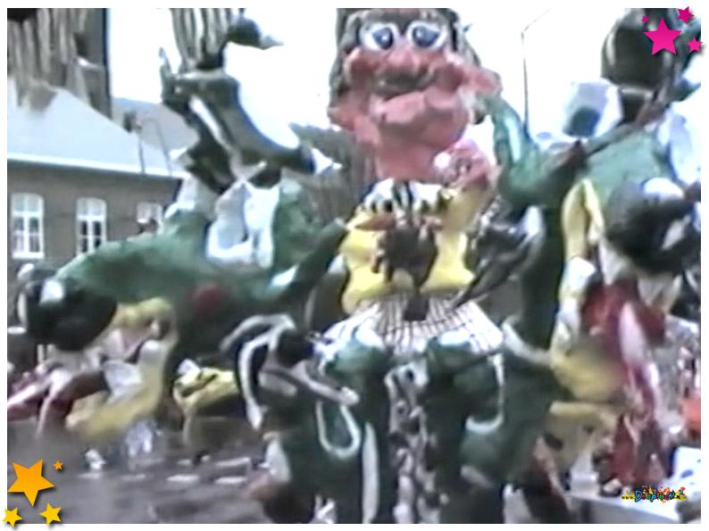 De Dorstvlegels Schaijk - 1987
