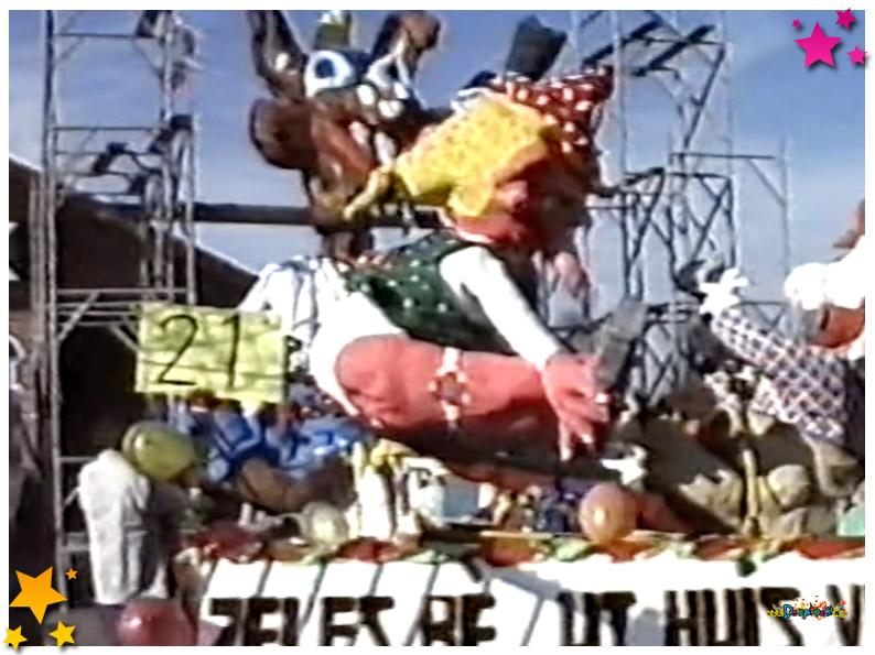 De Dorstvlegels Schaijk - 1988