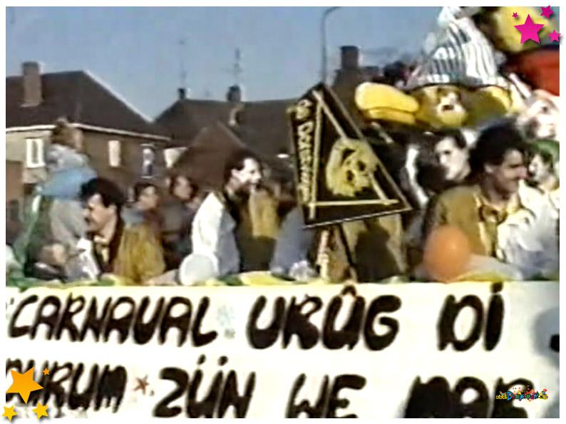De Dorstvlegels Schaijk - 1989