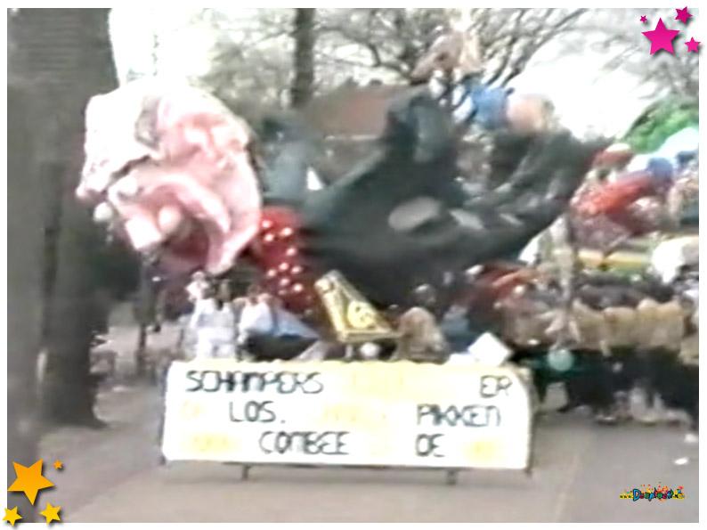 De Dorstvlegels Schaijk - 1990