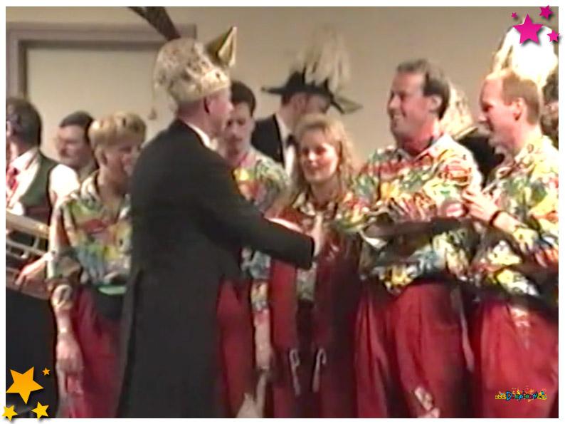 De Dorstvlegels Schaijk - 1994