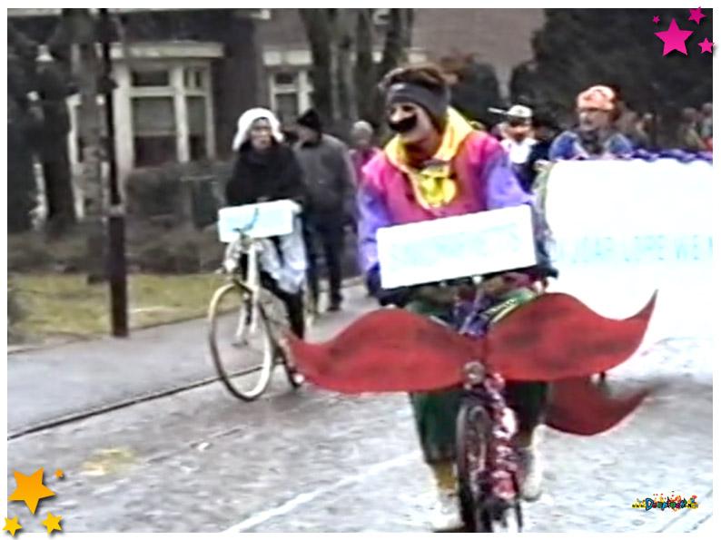 De Dorstvlegels Schaijk - 1996