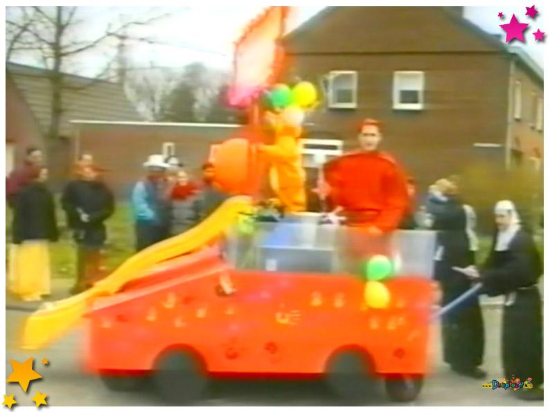 De Dorstvlegels Schaijk - 2000