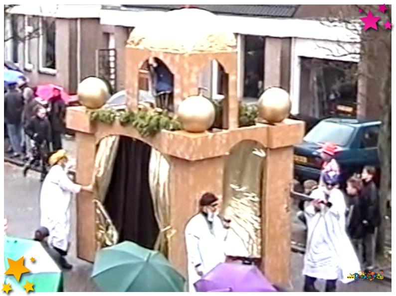 De Dorstvlegels Schaijk - 2002