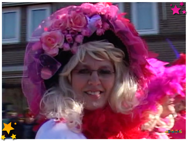 De Meiden van Plezier Schaijk - 2011