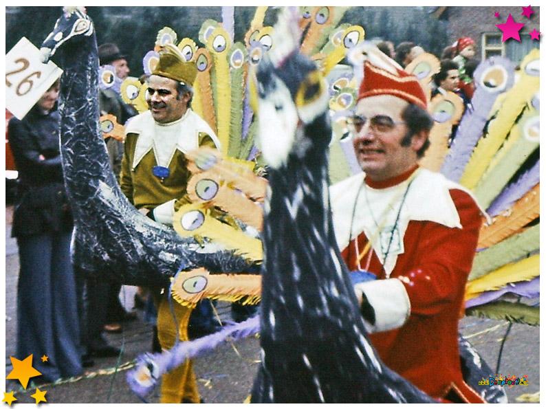 Carnavalsoptocht Schaijk - 1978