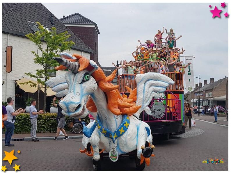 Afsluitingsfeestje Jeugdcarnaval Schaijk 2021