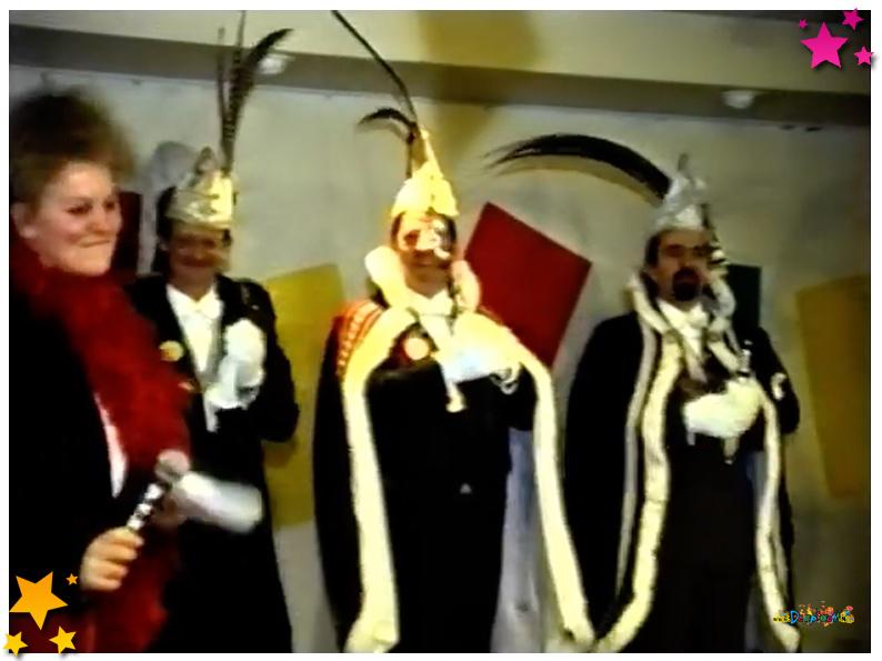 1991 Carnaval in de Nieuwe Heijtmorgen in Reek